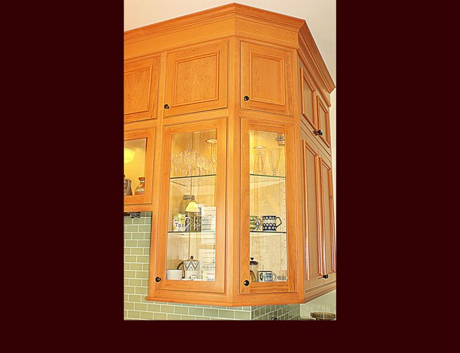Kitchen Cabinets Two Tiered Upper Wall Cabinets 10 39 Ceiling Height